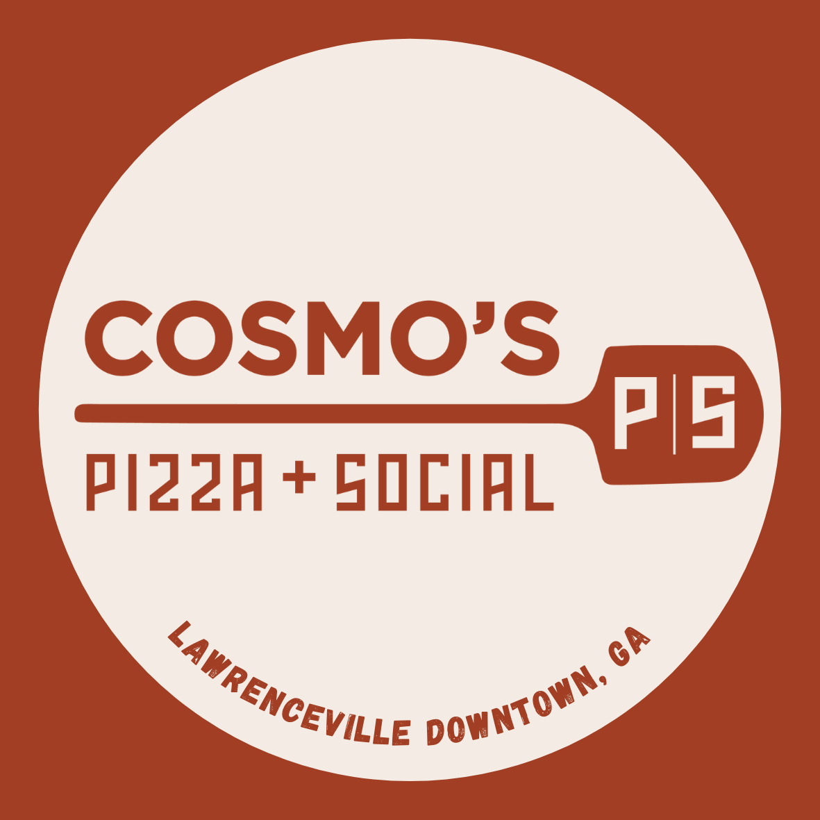Cosmo's Pizza and Social
